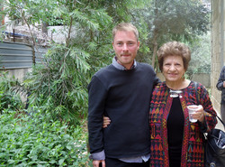 Visit from German Friends