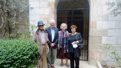 Friends from Britian Yearly Meeting