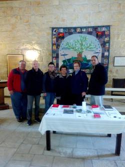 Pastoral Delegation from Indiana