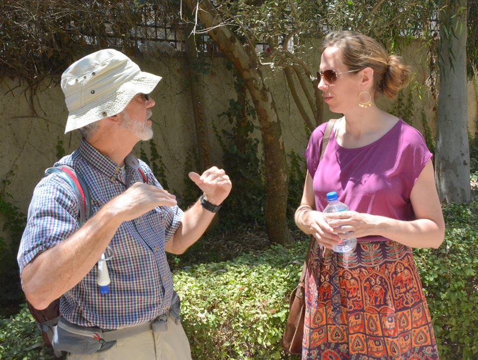 Engaging Dialogue in the Garden