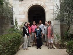 French Mennonite Delegation