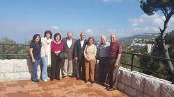 Brummana Monthly Meeting & Saleem