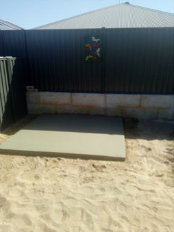 Concrete Bike Shed Slab Cost