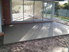 Concrete Entertaining Adelaide