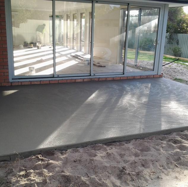 Concrete Location: Allenby Gardens, Adelaide, South Australia, BENCRETE 0416 373 911