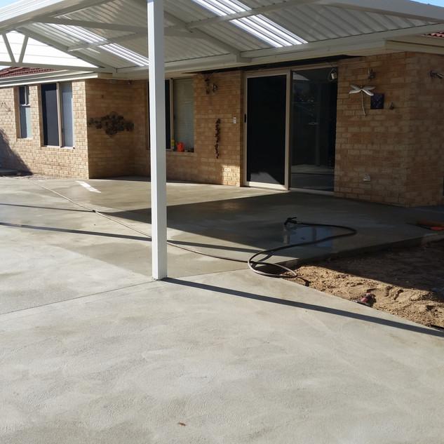 Concrete Location: Salisbury, Adelaide, South Australia, BENCRETE 0416 373 911