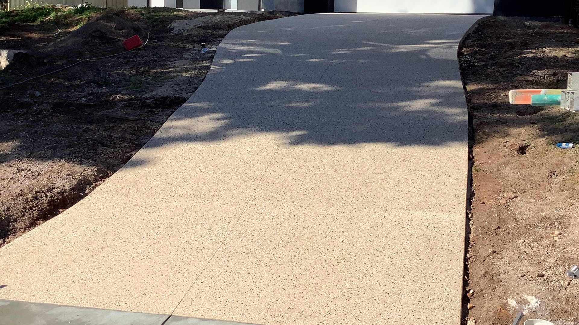 Aggregate Driveway Colours Adelaide