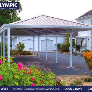 Homeimprovement2day Olympic Industries - Carport Contractors & Builders