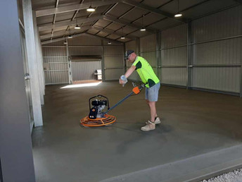 Concrete Water Smooth Finish Adelaide