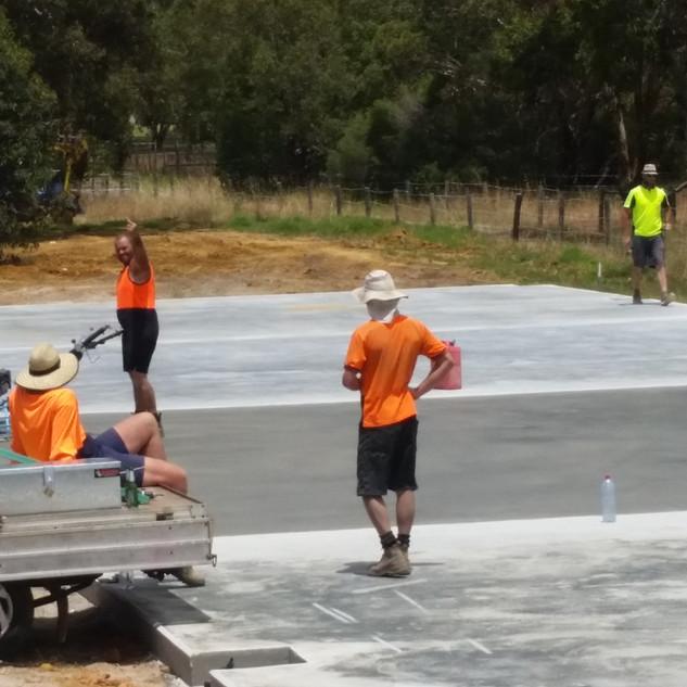 Concrete Location: Gawler, Adelaide, South Australia, BENCRETE 0416 373 911