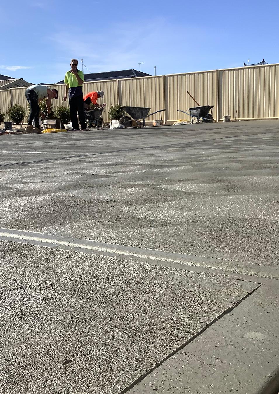 Concrete Contractors Adelaide