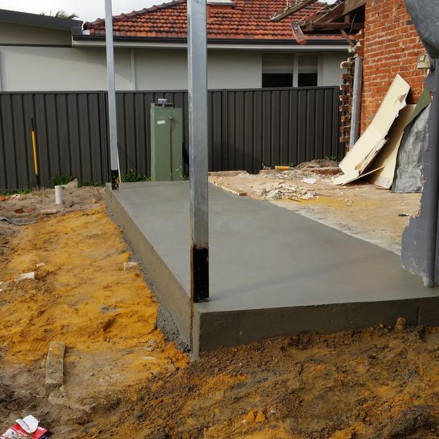 Concrete Location: Hallet Cove, Adelaide, South Australia, BENCRETE 0416 373 911