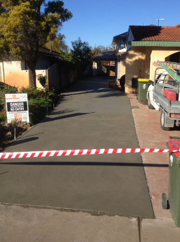 Concrete Service for Driveways Adelaide