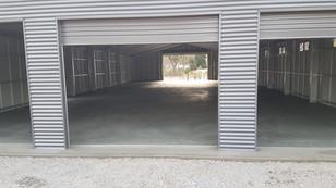 Big Concrete Shed Adelaide