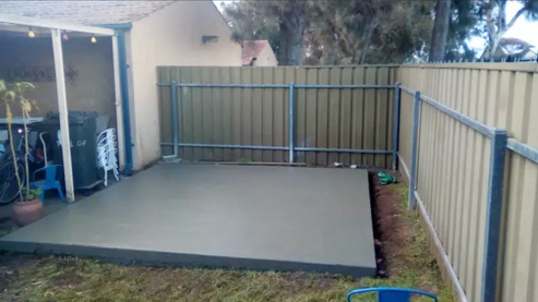Concrete Garden Shed Prices Adelaide