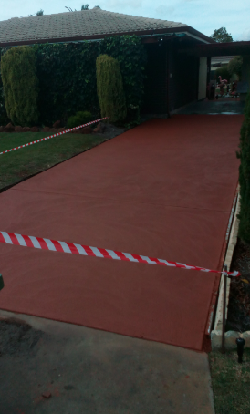 Concrete Colour Sealer Adelaide