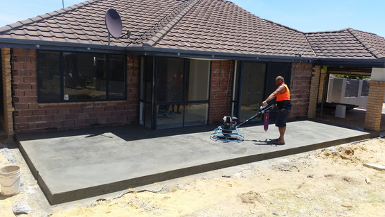 Concrete Extension Adelaide
