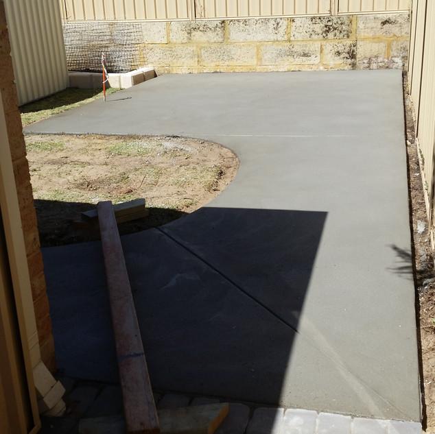 Concrete Location: Tennyson, Adelaide, South Australia, BENCRETE 0416 373 911