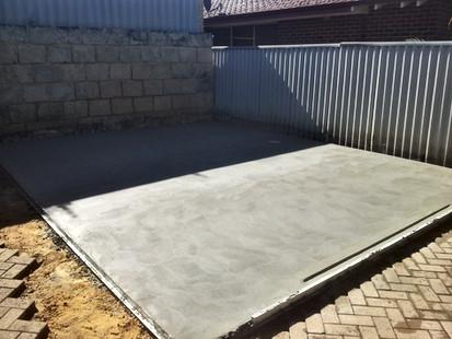 Stratco Concrete Sheds Adelaide