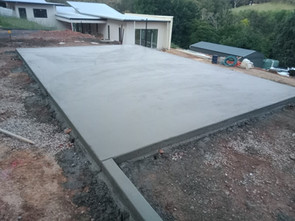 Chicken Shed Concrete Floor, Adelaide, S.A