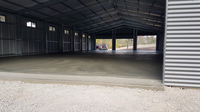 Farm Shed Slab Adelaide