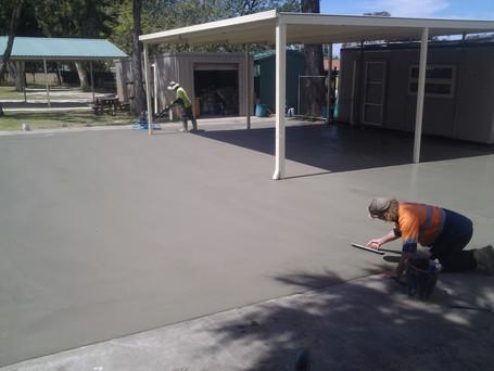 Concreting Carpark Adelaide