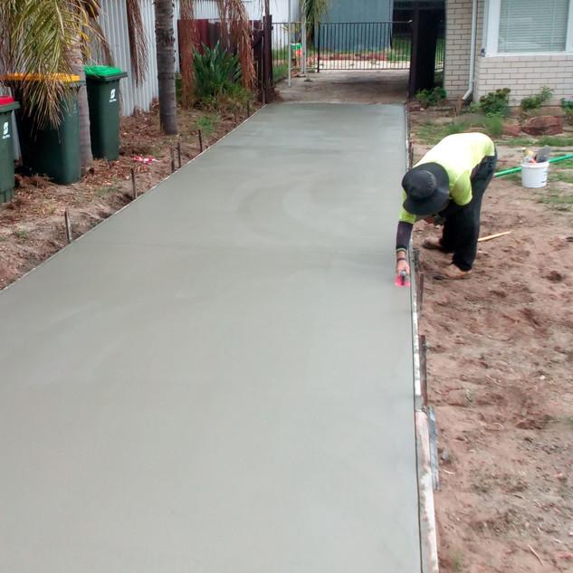 Concrete Location: Ashford, Adelaide, South Australia, BENCRETE 0416 373 911