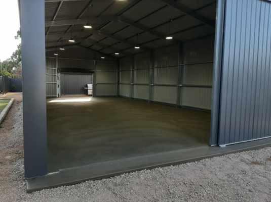 Concrete Location: Angle Vale, Adelaide, South Australia, BENCRETE, 0416 373 911