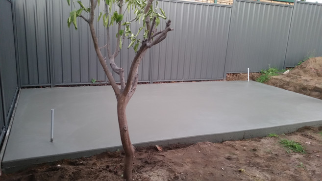 Concrete Garden Shed Ideas Adelaide