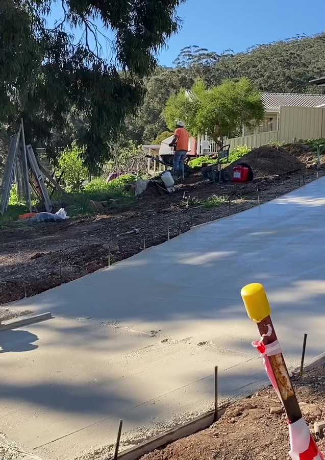 Concreting Panorama Adelaide