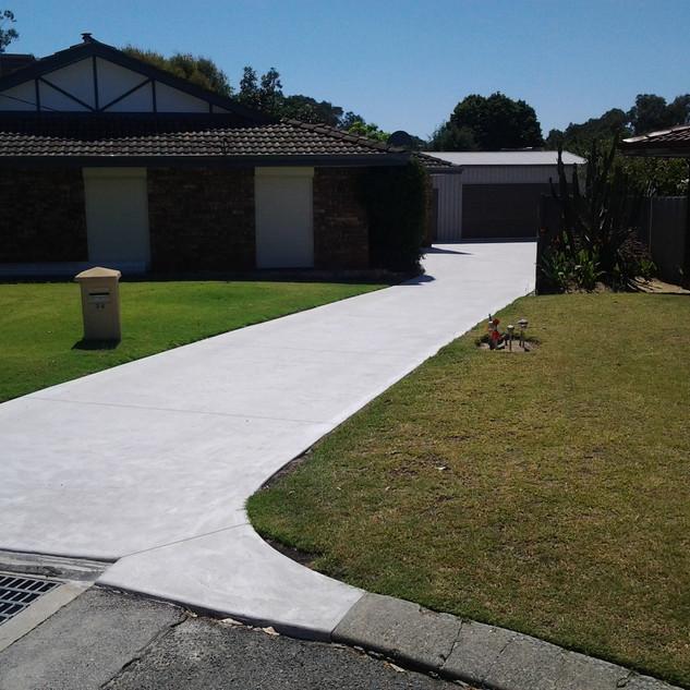 Concrete Location: Mitcham, Adelaide, South Australia, BENCRETE 0416 373 911