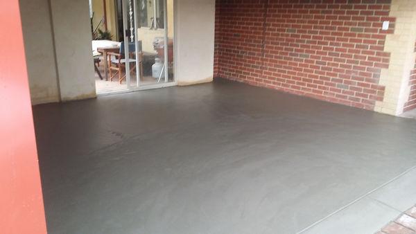 Craft Room Concreting Adelaide Bencrete