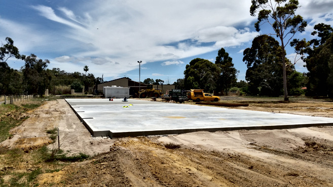 Commercial Concrete Sheds Adelaide