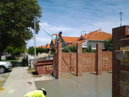 Concrete Garage Floor Cost Adelaide