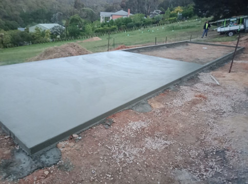 Concrete Chicken Shed Adelaide