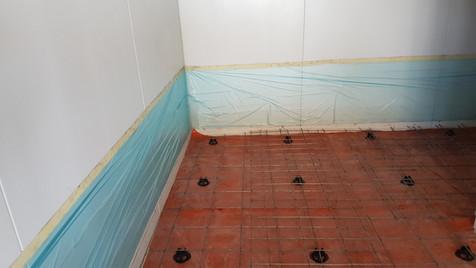 Concrete Coolroom Setup Adelaide