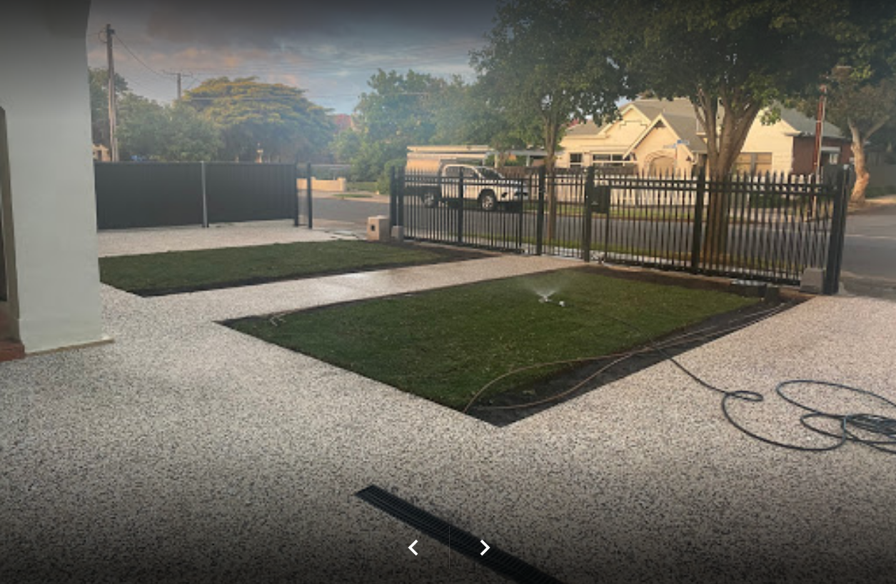 Adelaide Landscaping Concrete Ideas