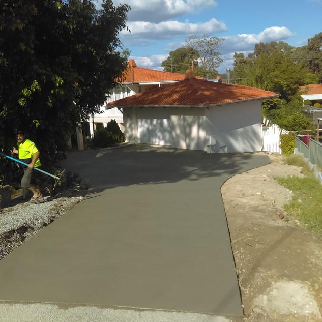 Concrete Location: Plympton, Adelaide, South Australia, BENCRETE 0416 373 911