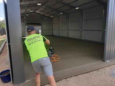 Smooth Finish Concrete Adelaide