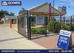 True Local Olympic Industries in Edwardstown, Adelaide, SA, Outdoor Home