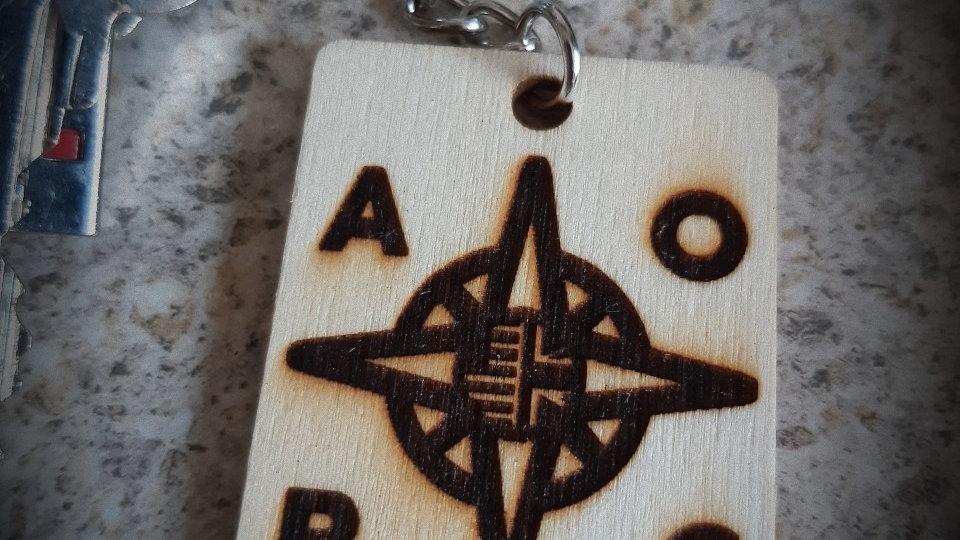AOBC Key Chain