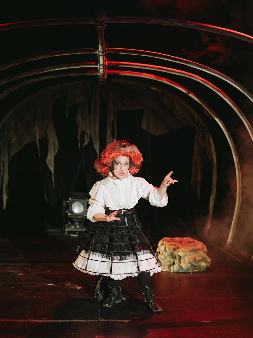 Bone Wars. Punctuate Theatre