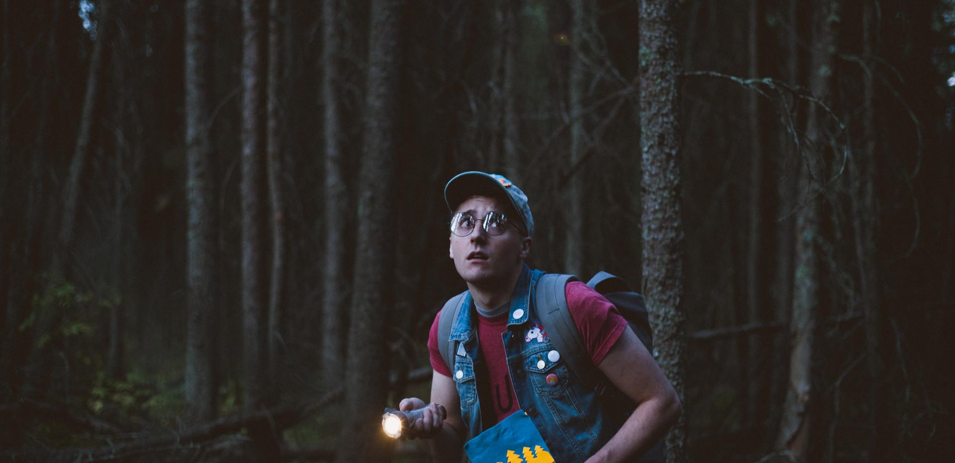 Josh Travnik. CAMP