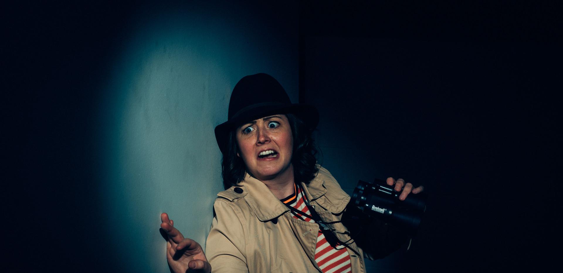 Alyson Dicey as Swanson
