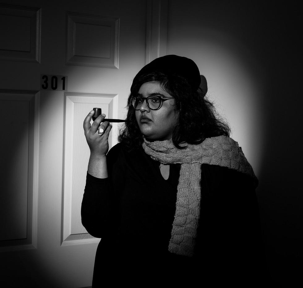 Sue Goberdhan as Sally