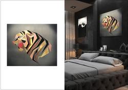 Le tigre rugissant