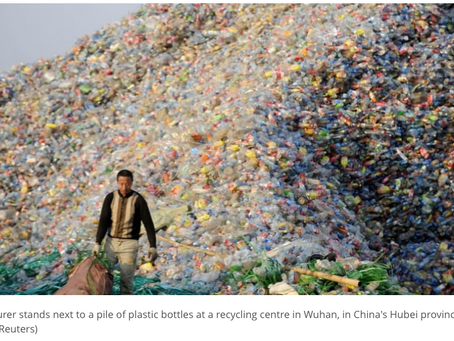 Recycled Ideas About Plastic