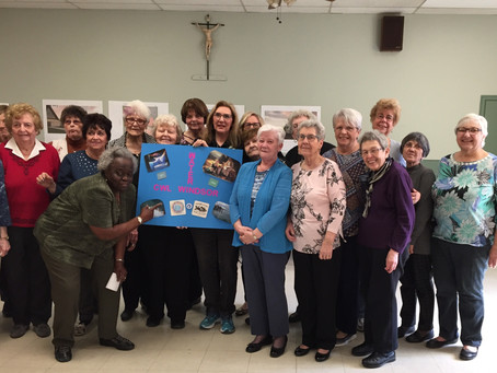 Reflection Day with the Catholic Women's League in Windsor