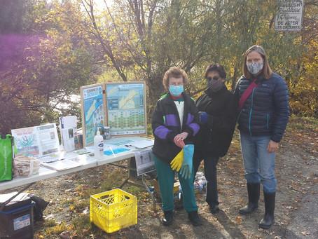 Junction Creek Clean Up: Sudbury volunteers for water