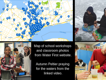 GUSH: teaching about world water everyday in Ontario classrooms